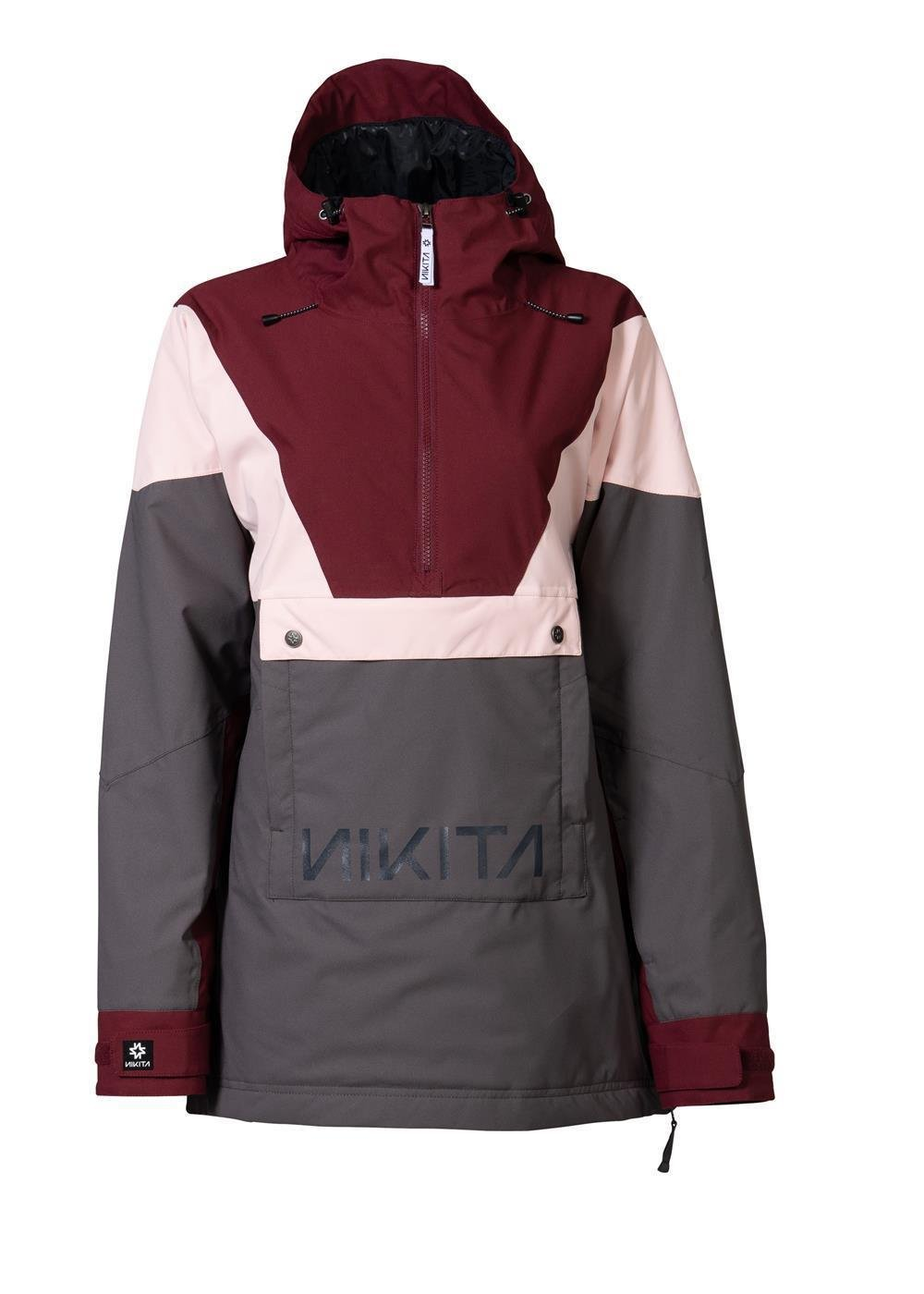 Nikita Willow Pullover Jacket