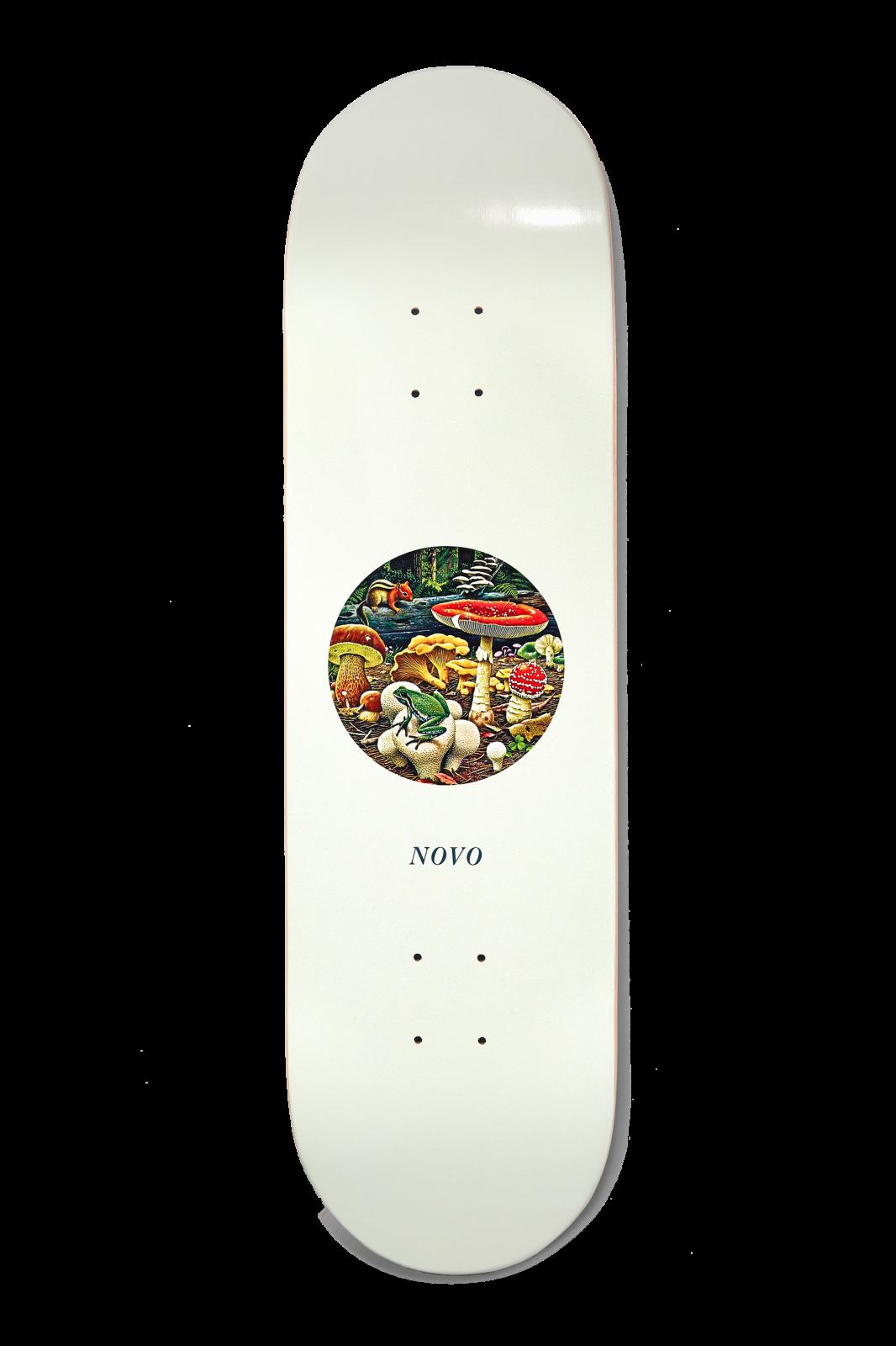 Novo Safe Trip Skateboard Deck (Multiple Size Options)