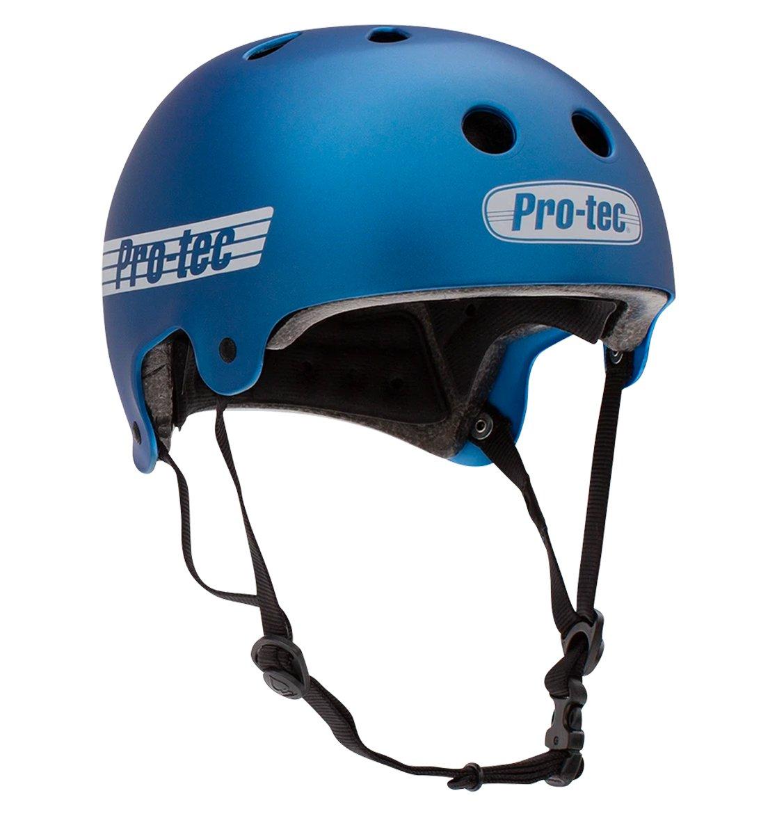Pro-Tec Old School Certified Skateboard Helmet