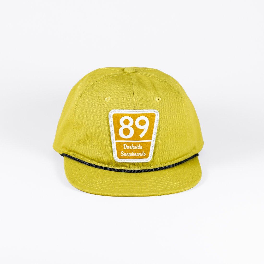 Darkside GMNF 89 Hat (Multiple Color Options)