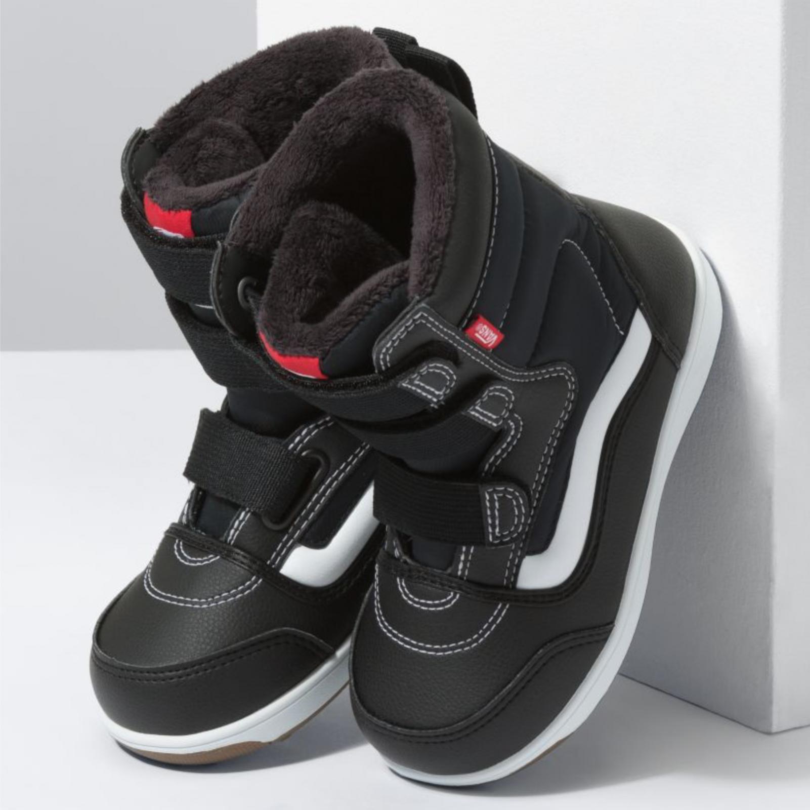 Vans Youth Snow-Cruiser Velcro MTE Boots