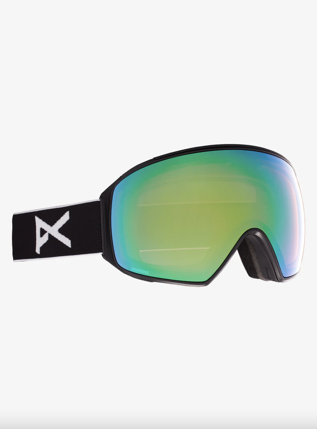 Anon M4 Toric ASIAN FIT w/Spare Lens Snowboard Goggle