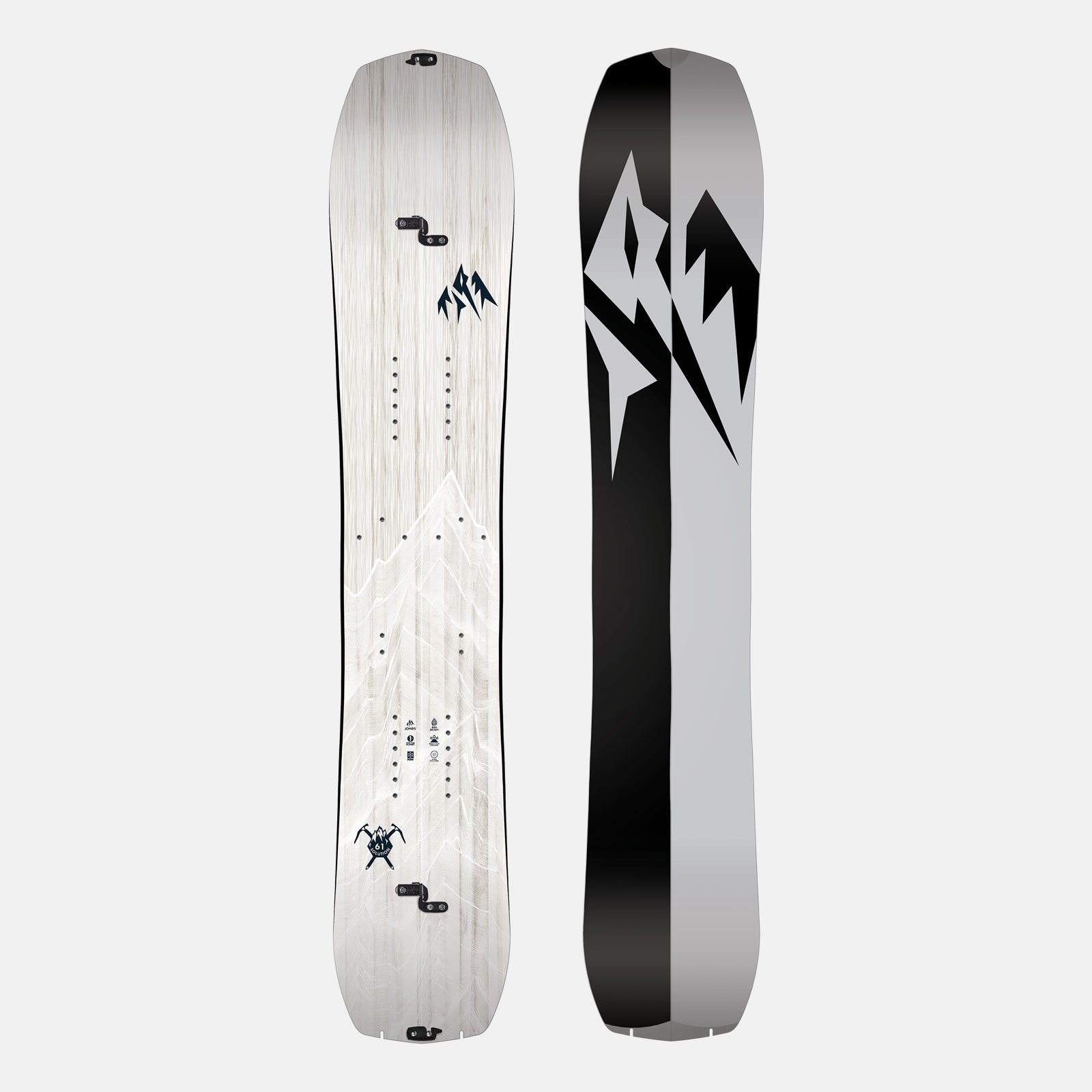 Jones Split Solution Splitboard