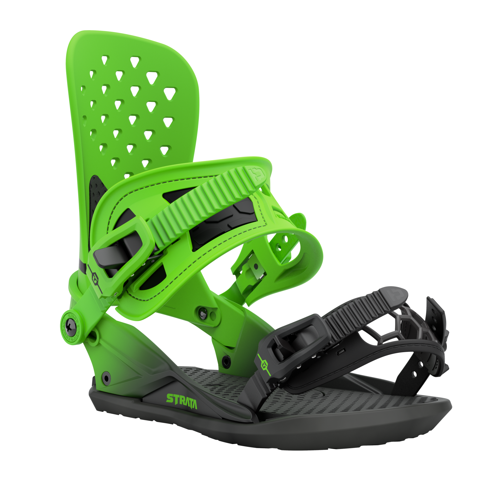 Union Strata Snowboard Binding (Multiple Color Options)