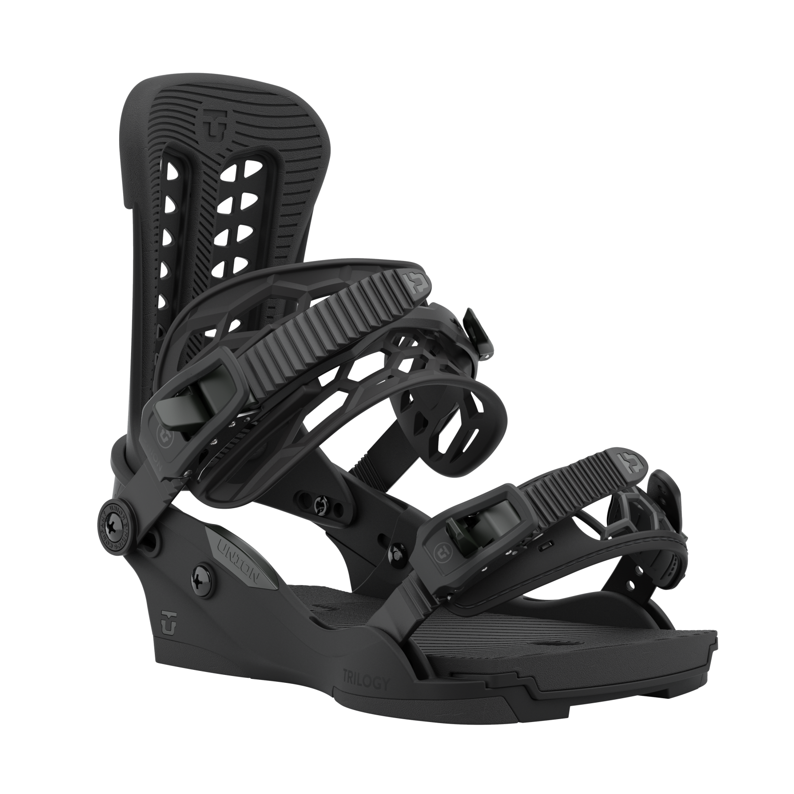 Union Trilogy Snowboard Binding (Multiple Color Options)