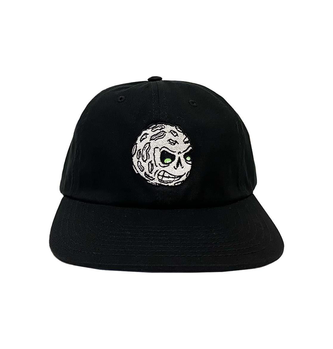 Darkside Angry Moon Dad Hat (Multiple Color Options)