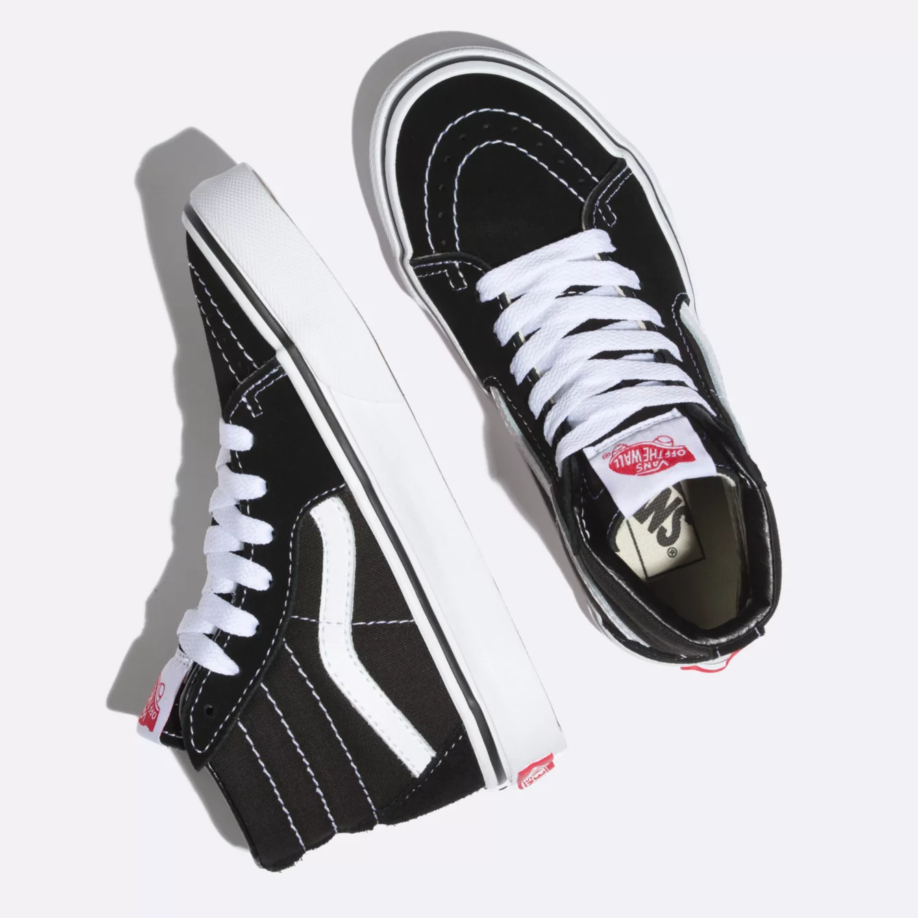 Vans Youth Sk8-Hi Shoe