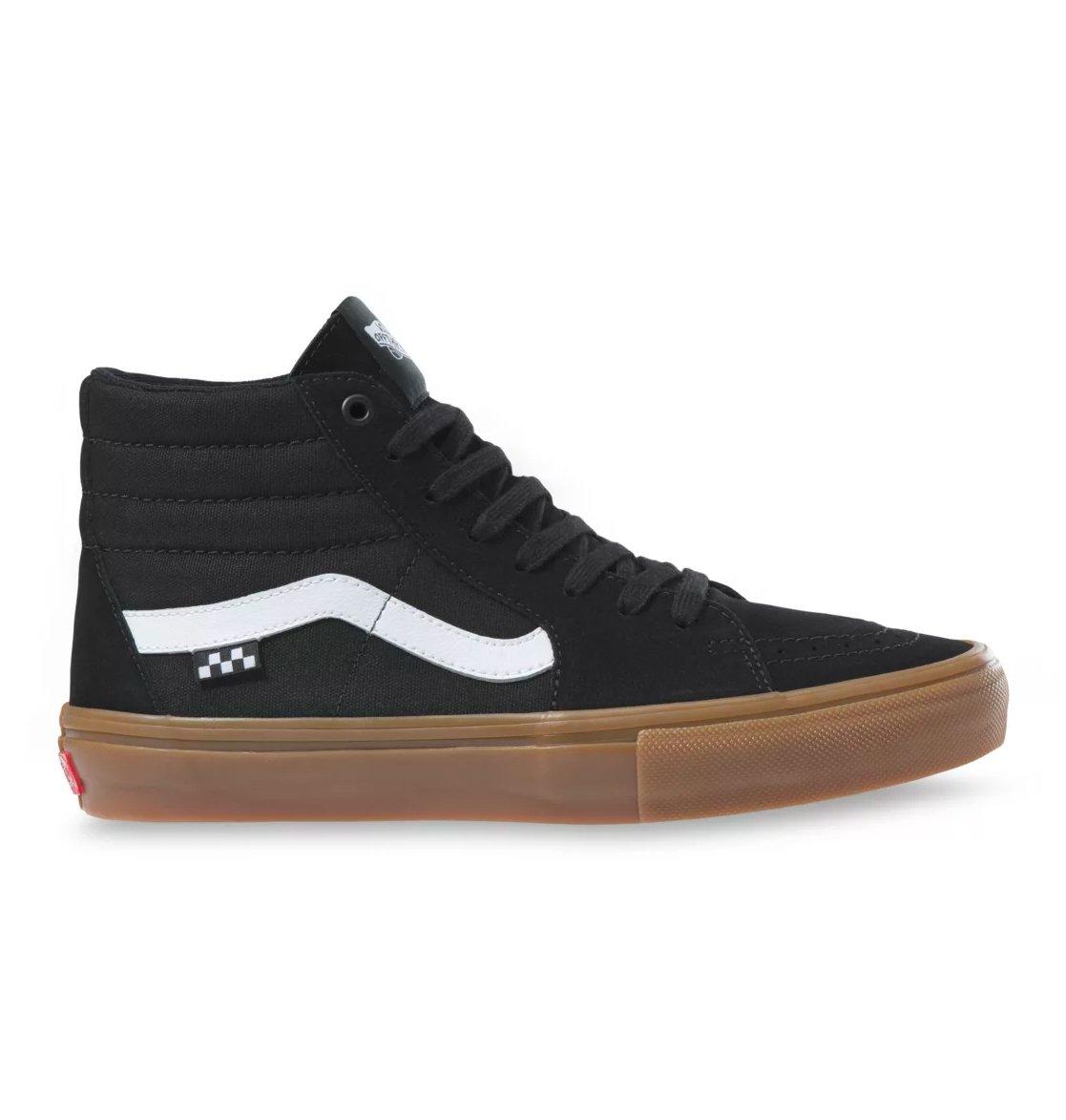 Vans Skate Sk8-Hi Skateboard Shoe