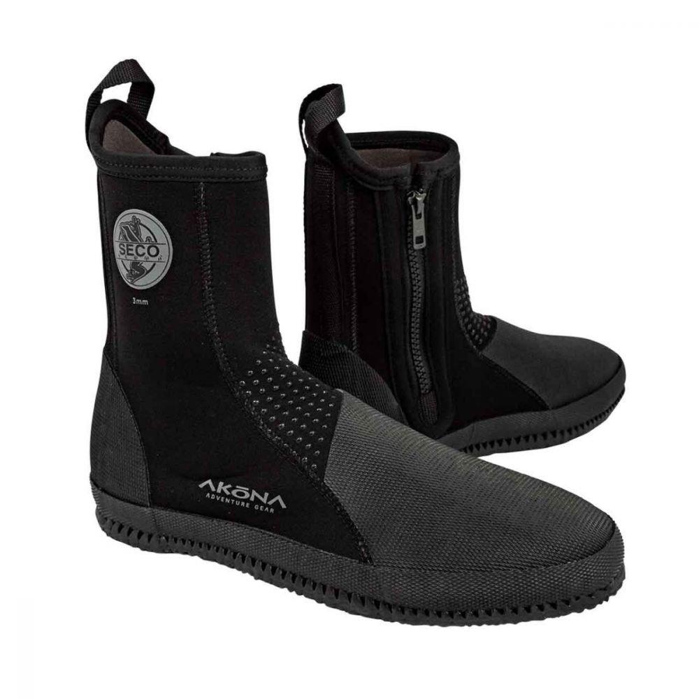 Akona Seco 6MM Self Draining Boot-Size 9