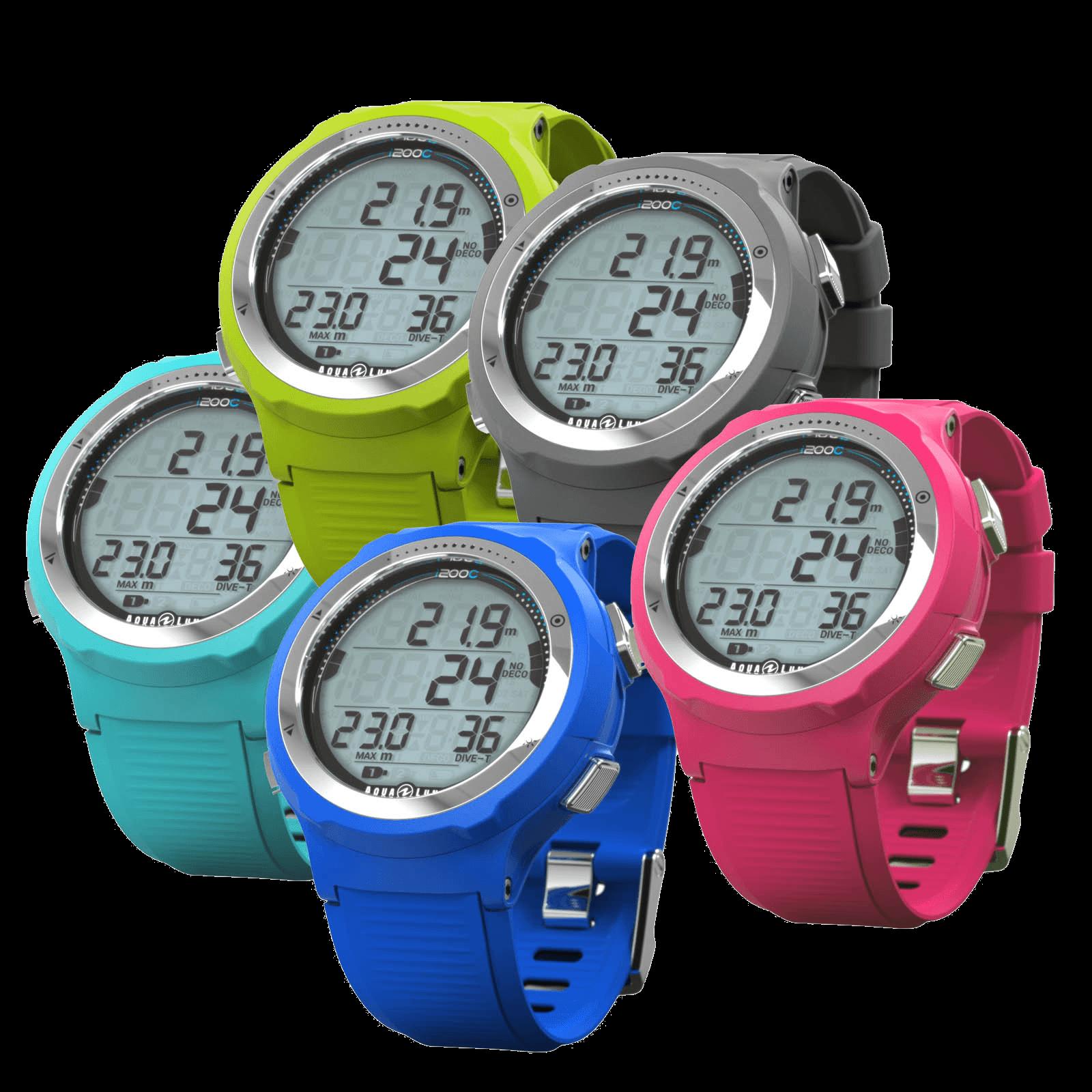 I200C Wrist Computer - Assorted Colors