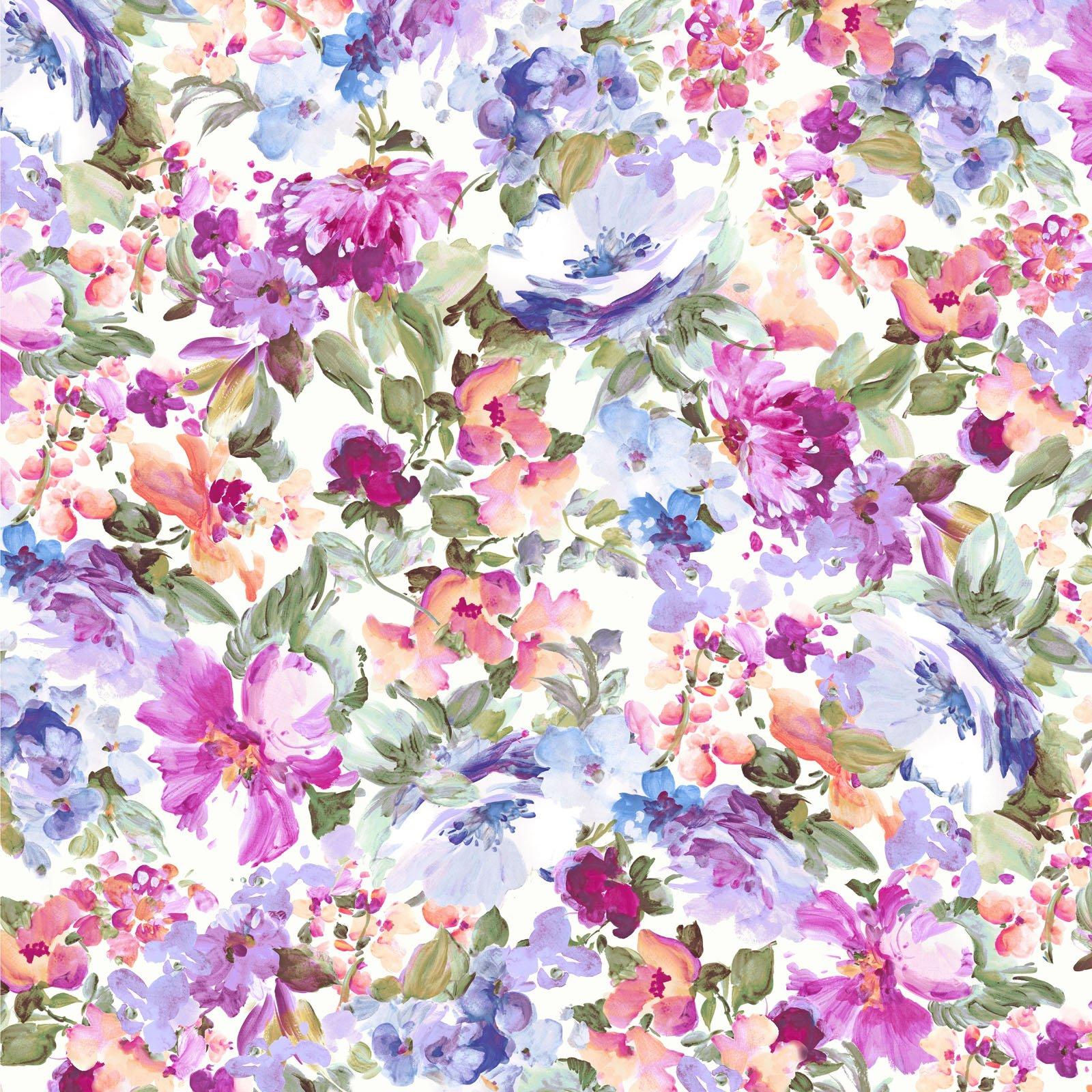 AMEI-4402 MU - AMELIA 108 BY P&B BOUTIQUE FLORAL MULTI - ARRIVING IN APRIL 2021
