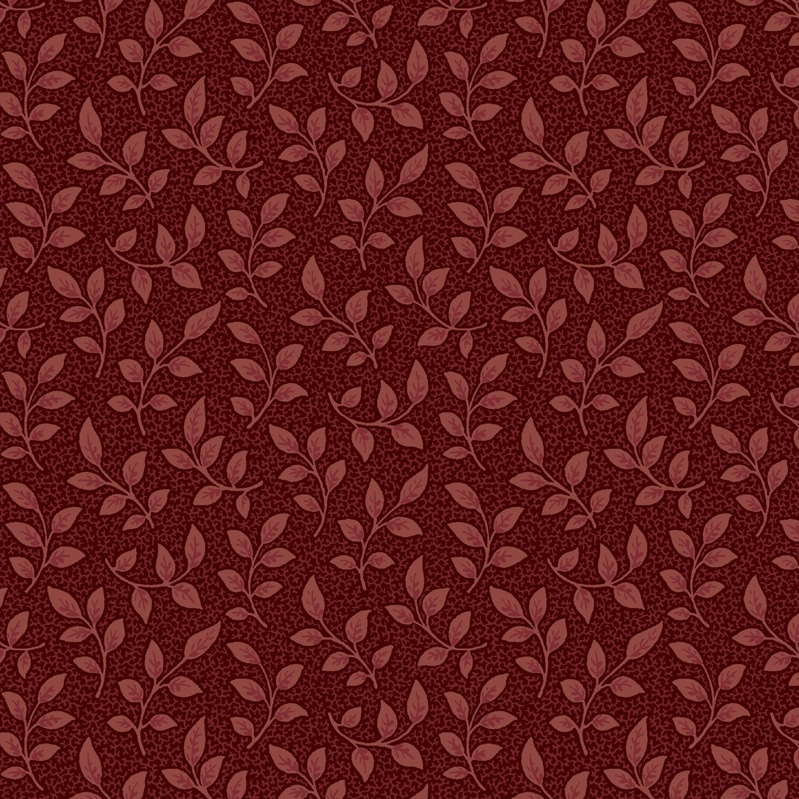 ANAS-4246 DR - ANASTASIA - RED BY P&B BOUTIQUE LEAVES DK RED