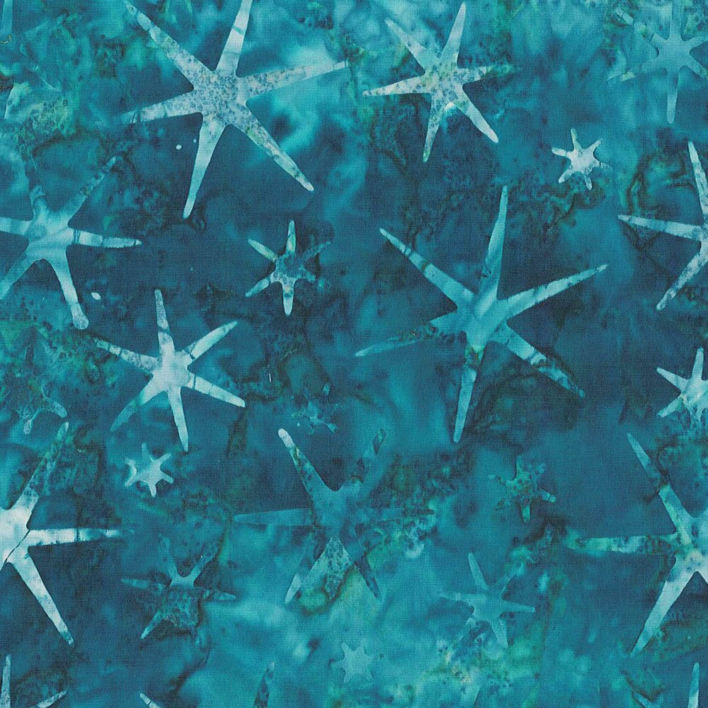 CABA-1028 880 - STARRY NIGHT BY SHANIA SUNGA TEAL INSPIRATIONS-Delivery October 2020