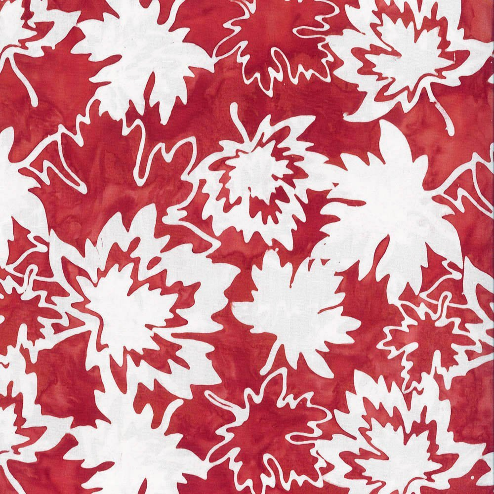 CABA-1081 001 - CANADIAN MAPLES BY SHANIA SUNGA RED WHITE-Delivery October 2020