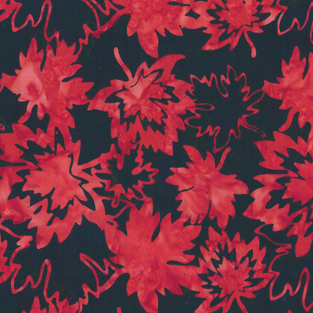 CABA-1081 354 - CANADIAN MAPLES BY SHANIA SUNGA RED BLACK