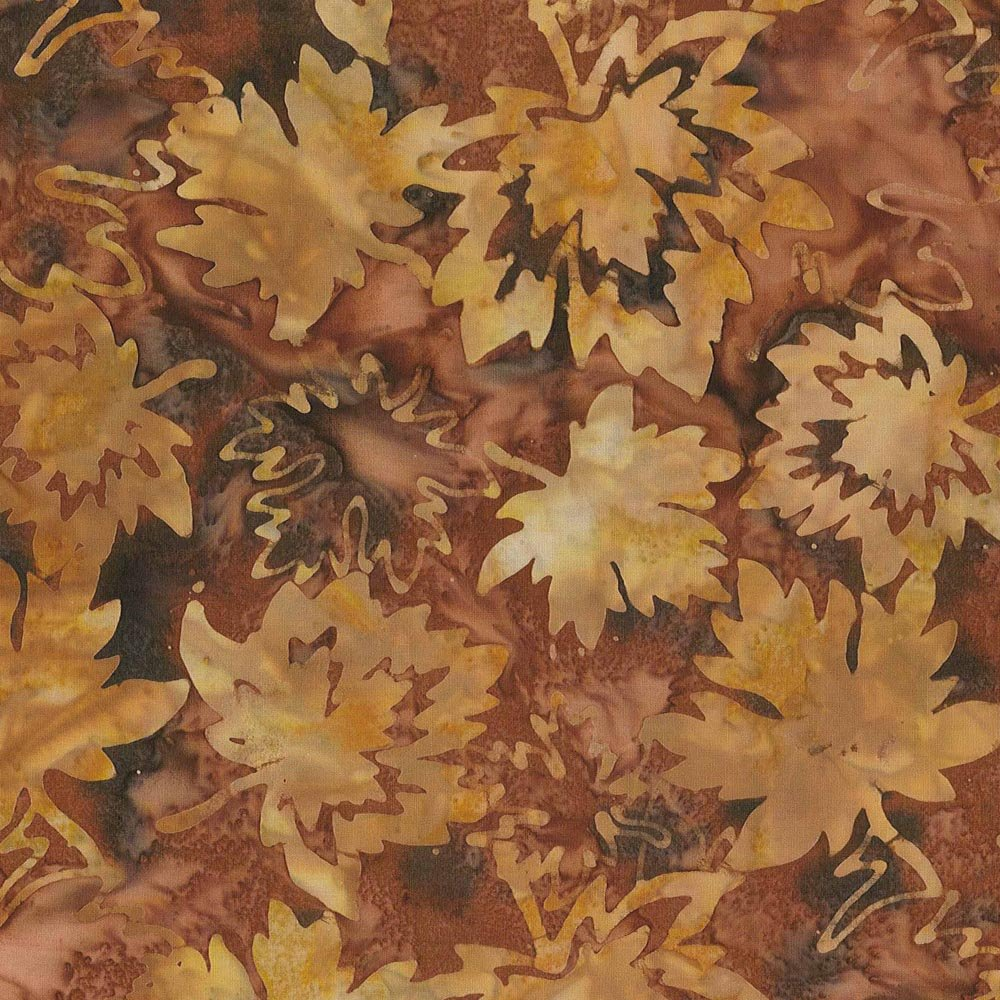 CABA-1081 545 - **CANADIAN MAPLES BY SHANIA SUNGA YELLOW ORANGE RUST BROWN