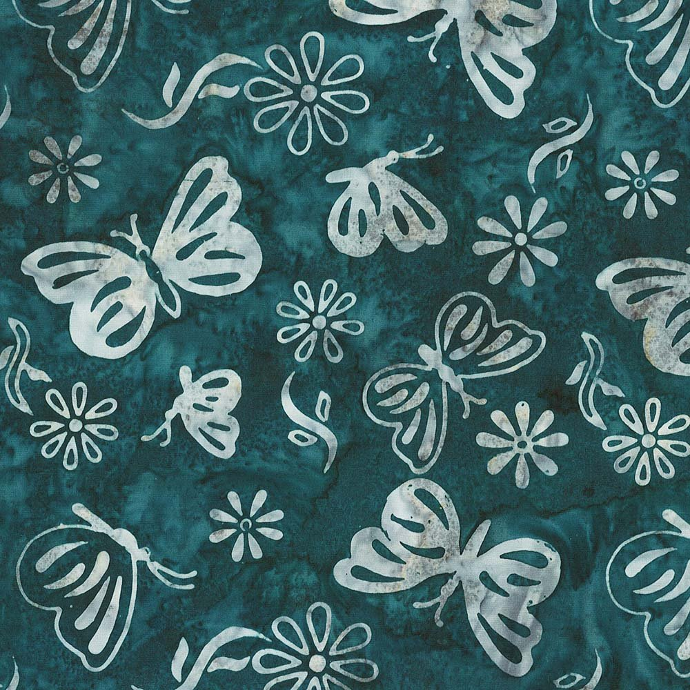 CABA-1100 845 - BUTTERFLY SUMMER BY SHANIA SUNGA BLUE GREY - ARRIVING IN JULY 2021