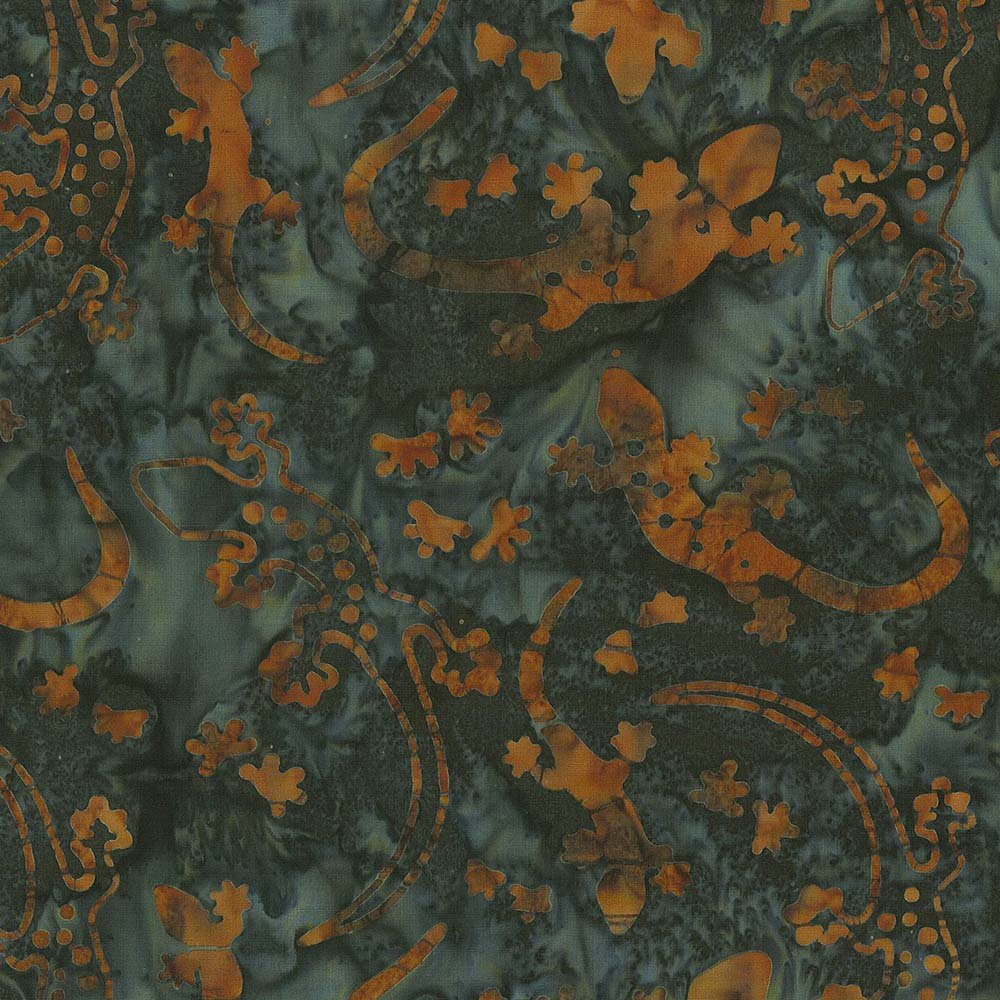 CABA-1102 990 - GECKO SUMMER BY SHANIA SUNGA GREY RUST - ARRIVING IN JULY 2021