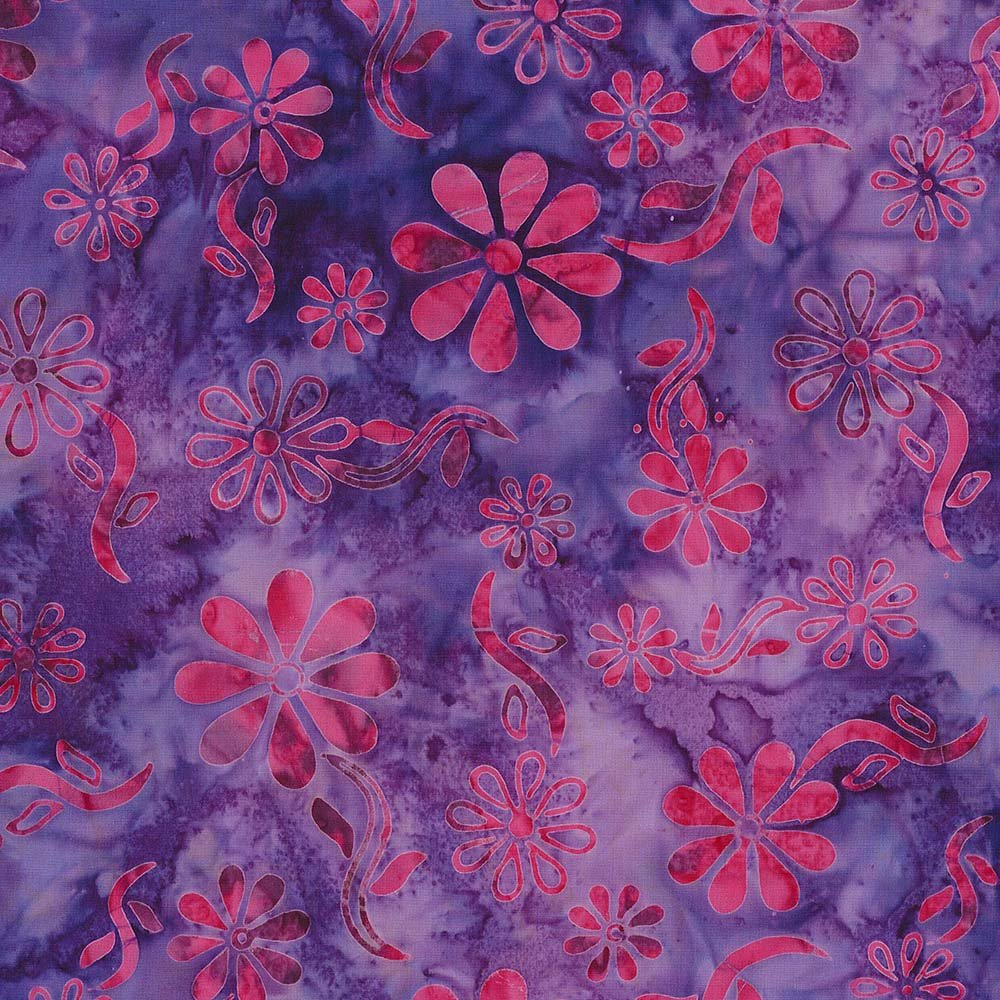 CABA-1104 631 - DAISY SUMMER BY SHANIA SUNGA PURPLE PINK - ARRIVING IN JULY 2021
