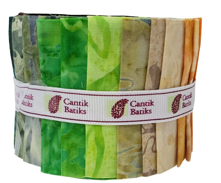 CABA-GEM25 53 - CANTIK BATIK GEMSTONES STRIP ROLLS PACK 20PCS/PK