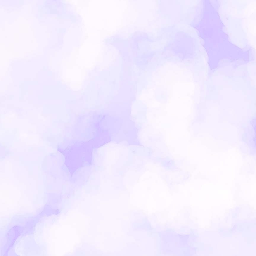 CASS-DC5011 04 - CLOUDY BY SHANIA SUNGA WHITE LT PINK PURPLE - ARRIVING IN MAY 2021