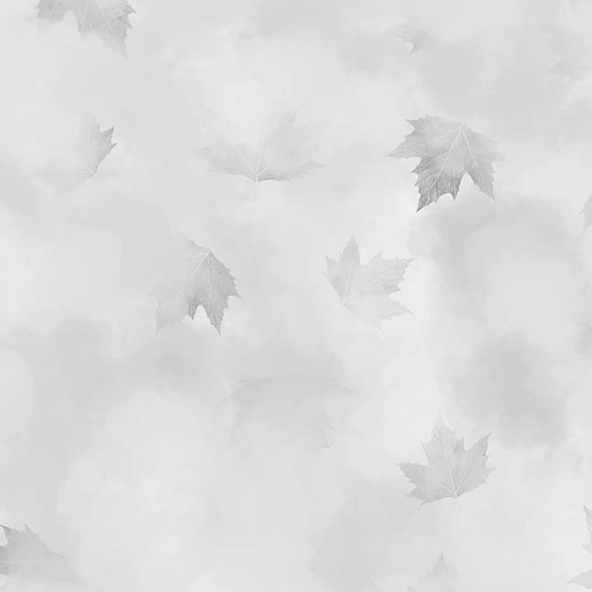 CASS-DC5013 A902 - MISTY BY SHANIA SUNGA CLOUDS & LEAVES GREY - ARRIVING IN MAY 2021