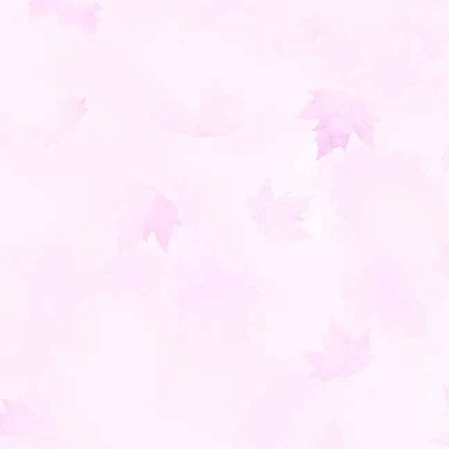 CASS-DC5013 P460 - MISTY BY SHANIA SUNGA CLOUDS & LEAVES LT PINK - ARRIVING IN DECEMBER 2021