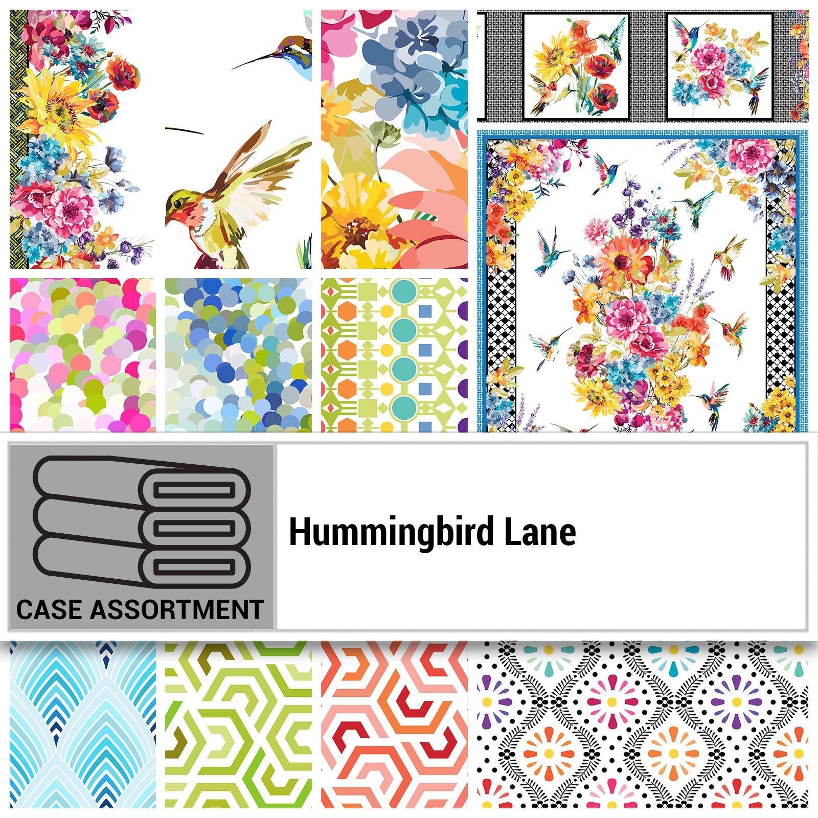 CSMD-CPFB HL - HUMMINGBIRD LANE CASE PACK FULL BOLT x 13 PCS.