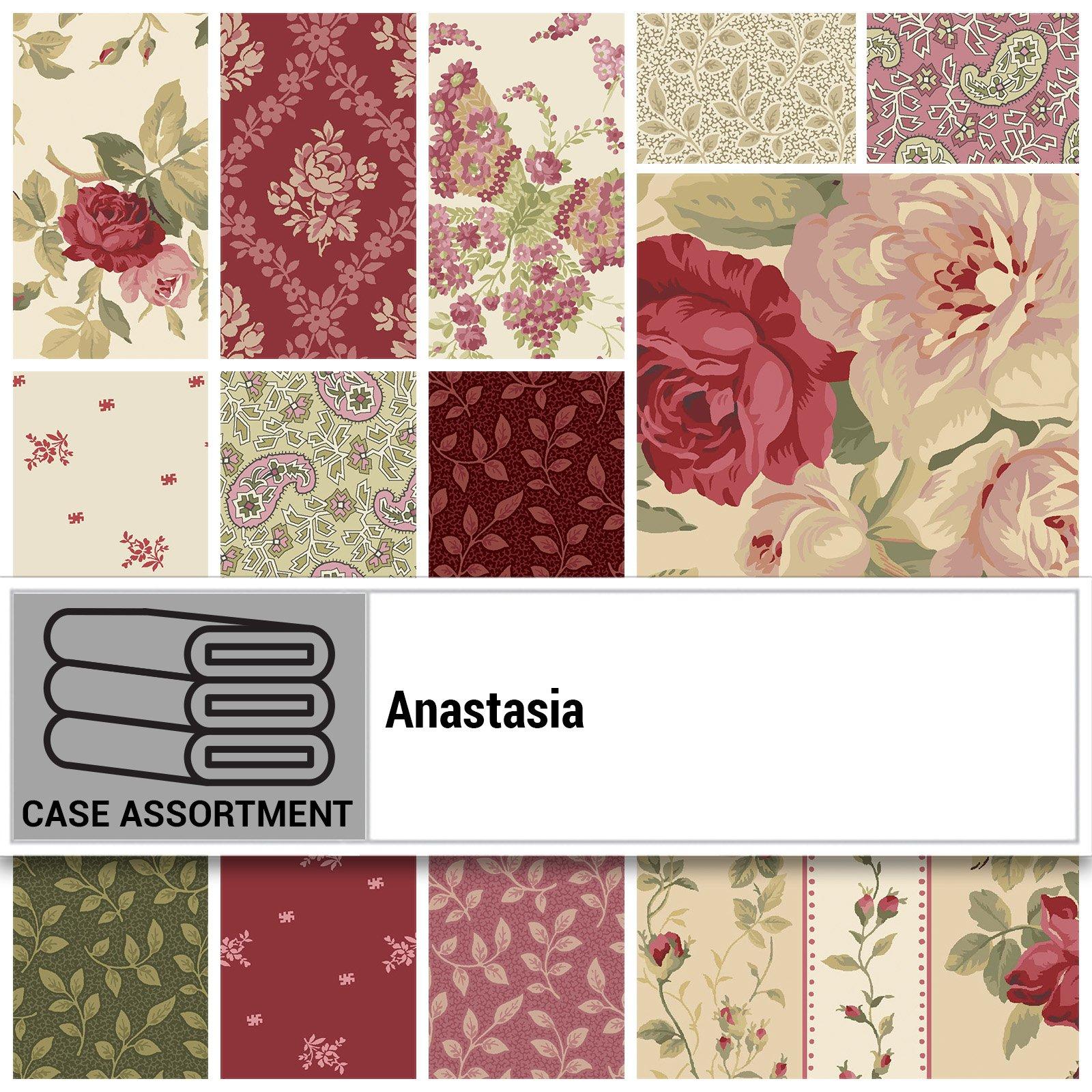 CSMD-CPHB ANAS - ANASTASIA - RED CASE PACK HALF BOLT X 15PCS