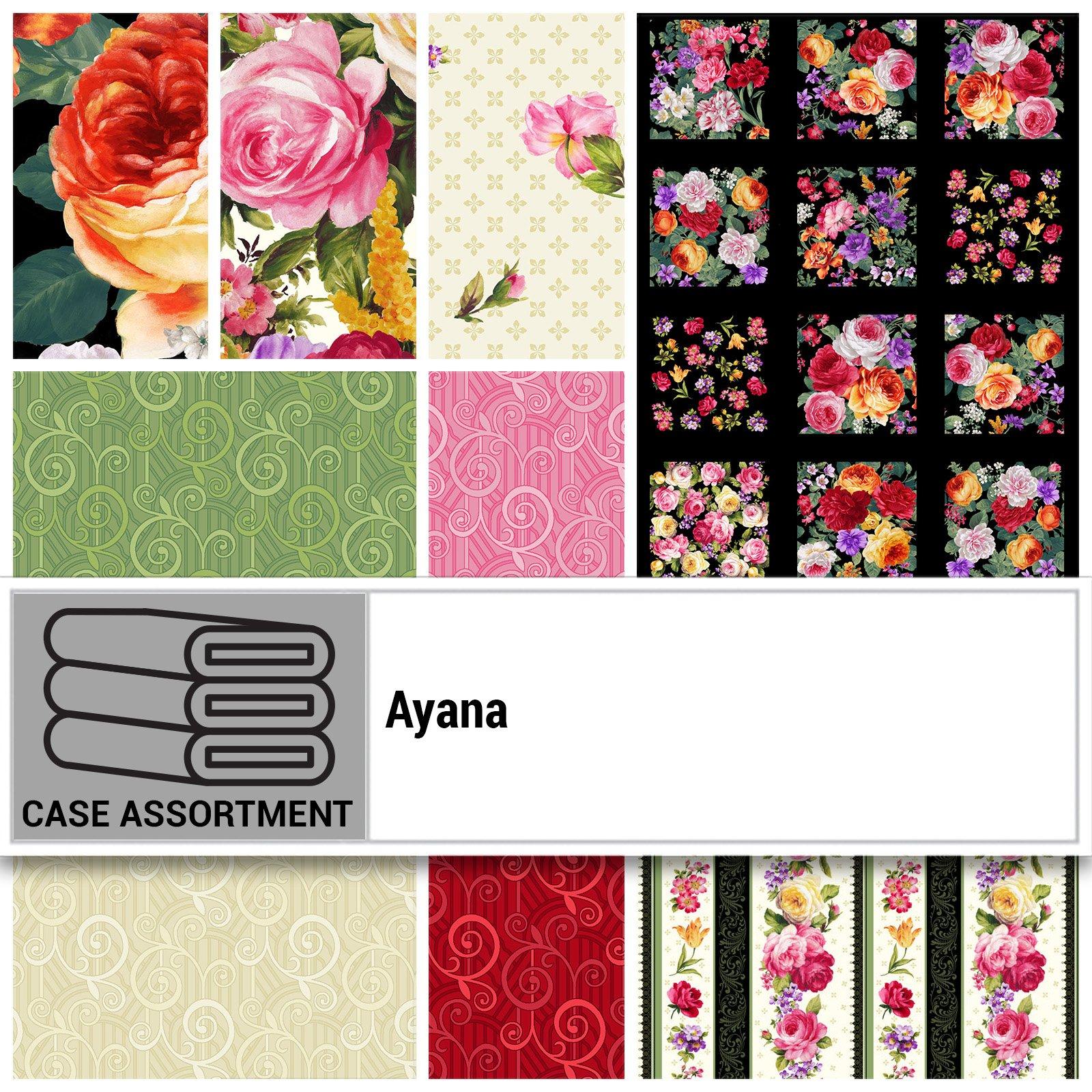 CSMD-CPHB AYAN - AYANA CASE PACK HALF BOLT x 9 PCS.