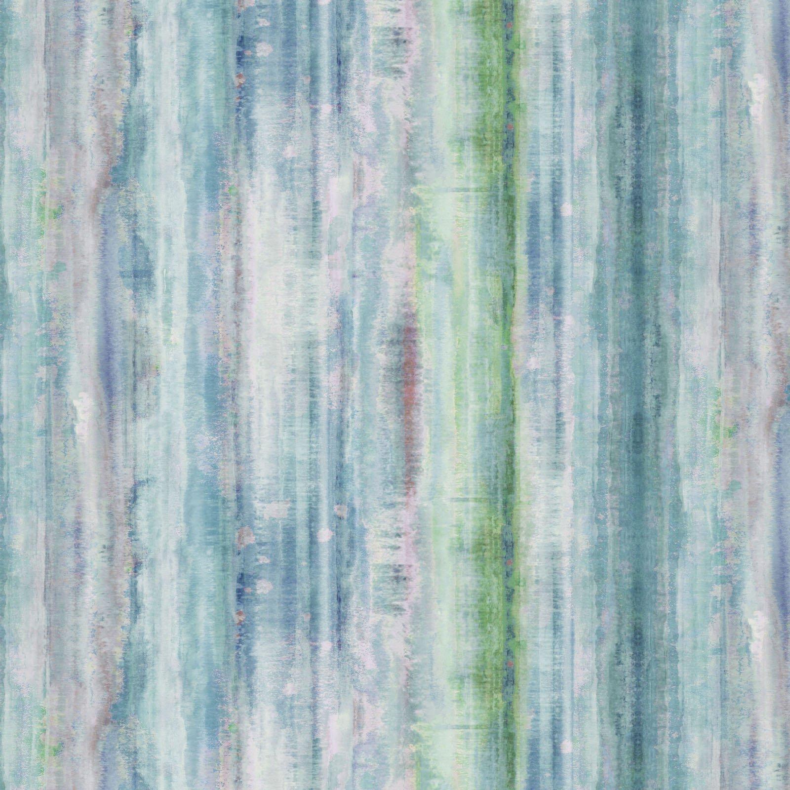 DANI-4512 B - DANIELLA BY P&B BOUTIQUE WATERCOLOR STRIPE BLUE - ARRIVING IN OCTOBER 2021