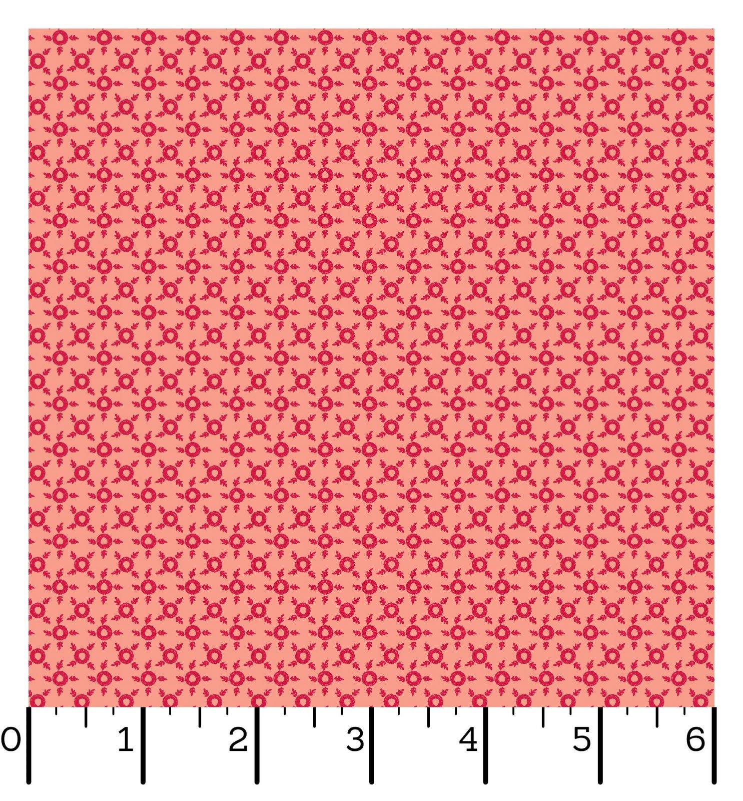 EESC-10016 P - SWEET BEGINNINGS BY JERA BRANDVIG DITSY PINK - ARRIVING IN JUNE 2021