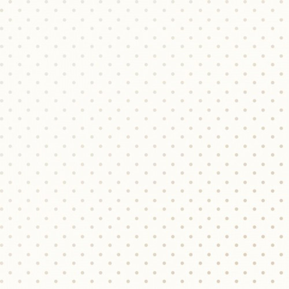 EESC-120 SW - PEARL ESSENCE BY MAYWOOD SIMPLE DOTS PEARL ON SOFT WHITE