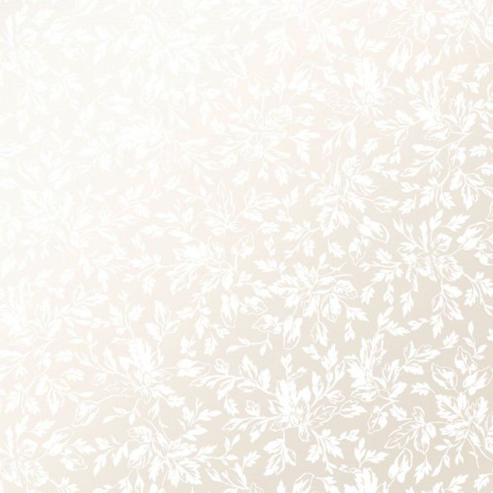 EESC-121 UW - PEARL ESSENCE BY MAYWOOD PACKED LEAVES PEARL ON ULTRA WHITE