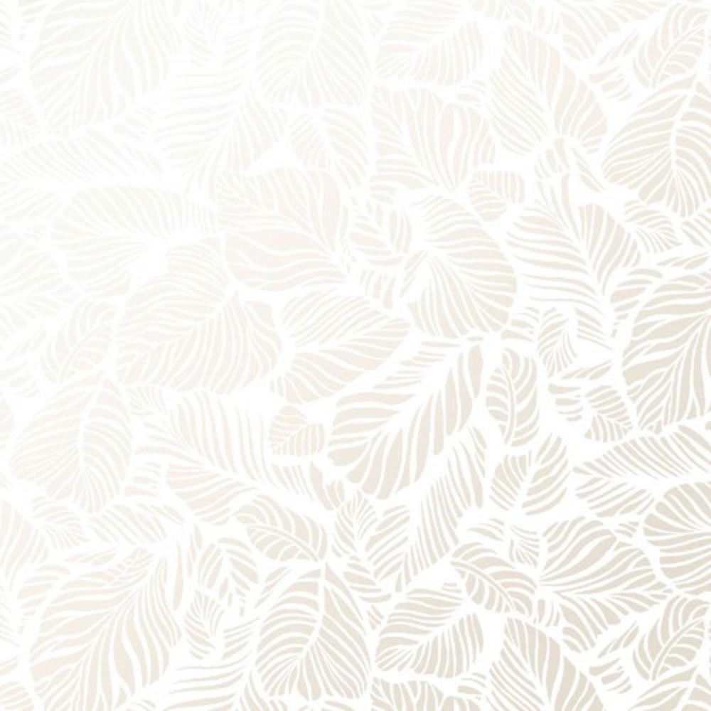 EESC-123 UW - PEARL ESSENCE BY MAYWOOD LEAF TEXTURE PEARL ON ULTRA WHITE