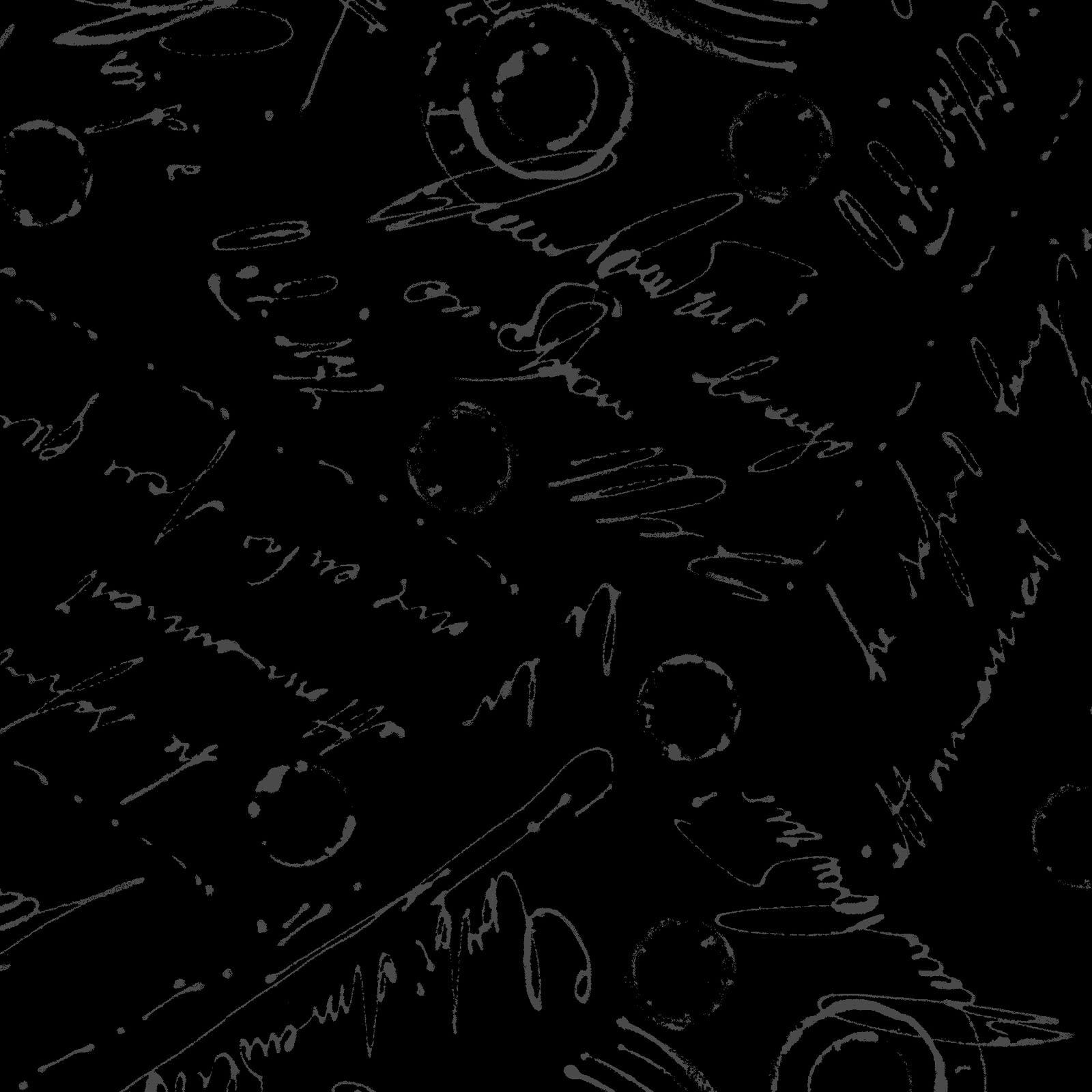 EESC-314 J - IN THE BLACK BY MAYWOOD SCRIPT BLACK ON BLACK