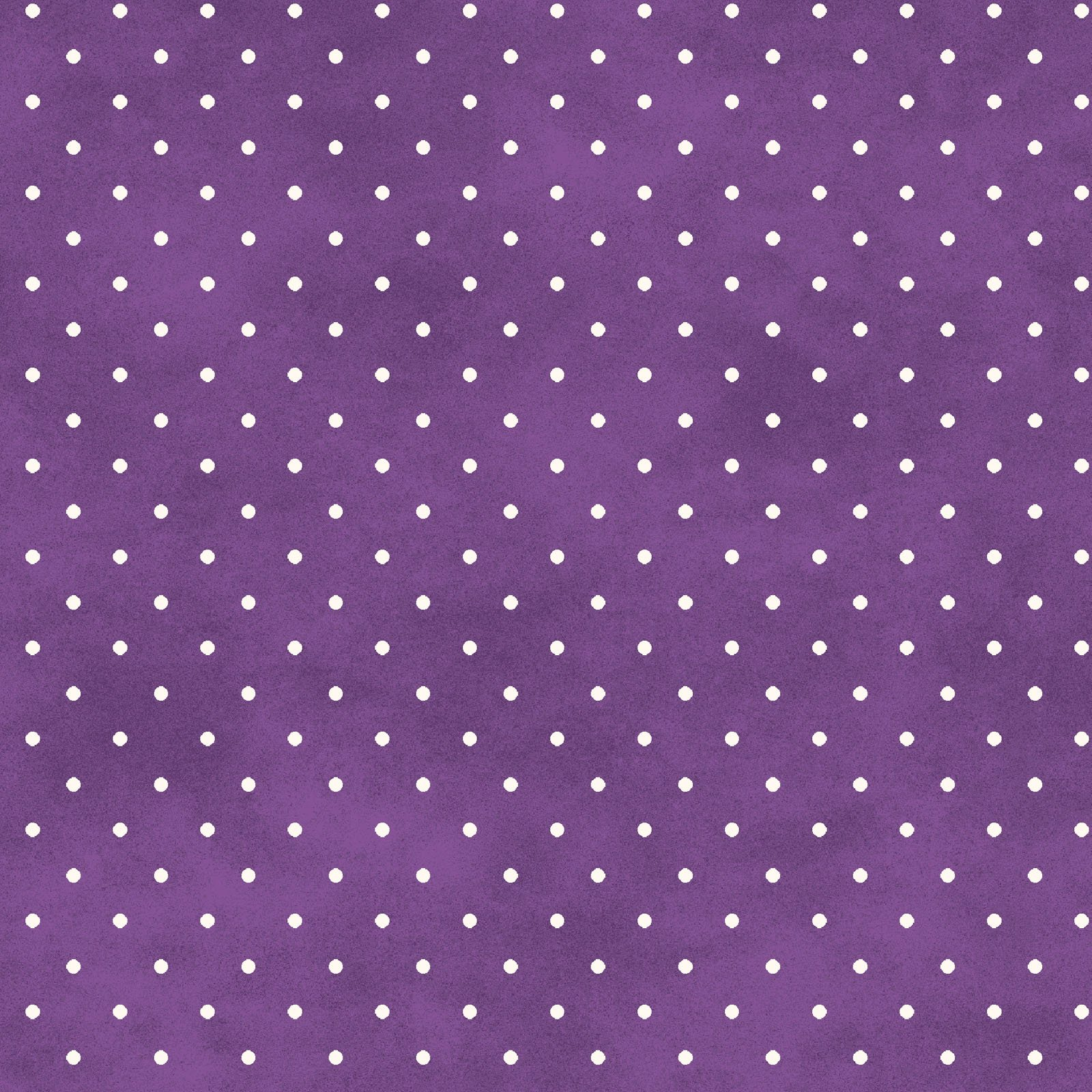 EESC-609 VR2 - BEAUTIFUL BASICS BY MAYWOOD STUDIO CLASSIC DOT MEADOW VIOLET