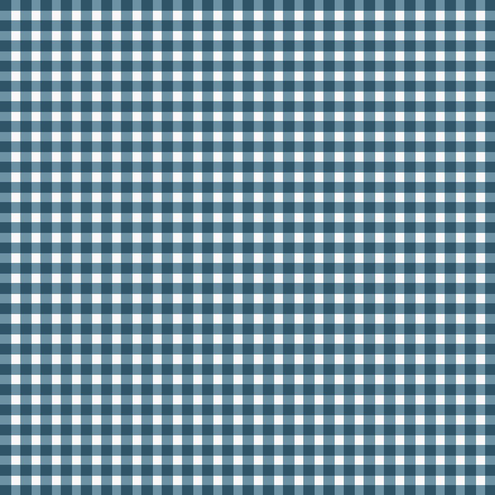 EESC-610 N2 - BEAUTIFUL BASICS BY MAYWOOD STUDIO CLASSIC CHECK OCEAN BLUE
