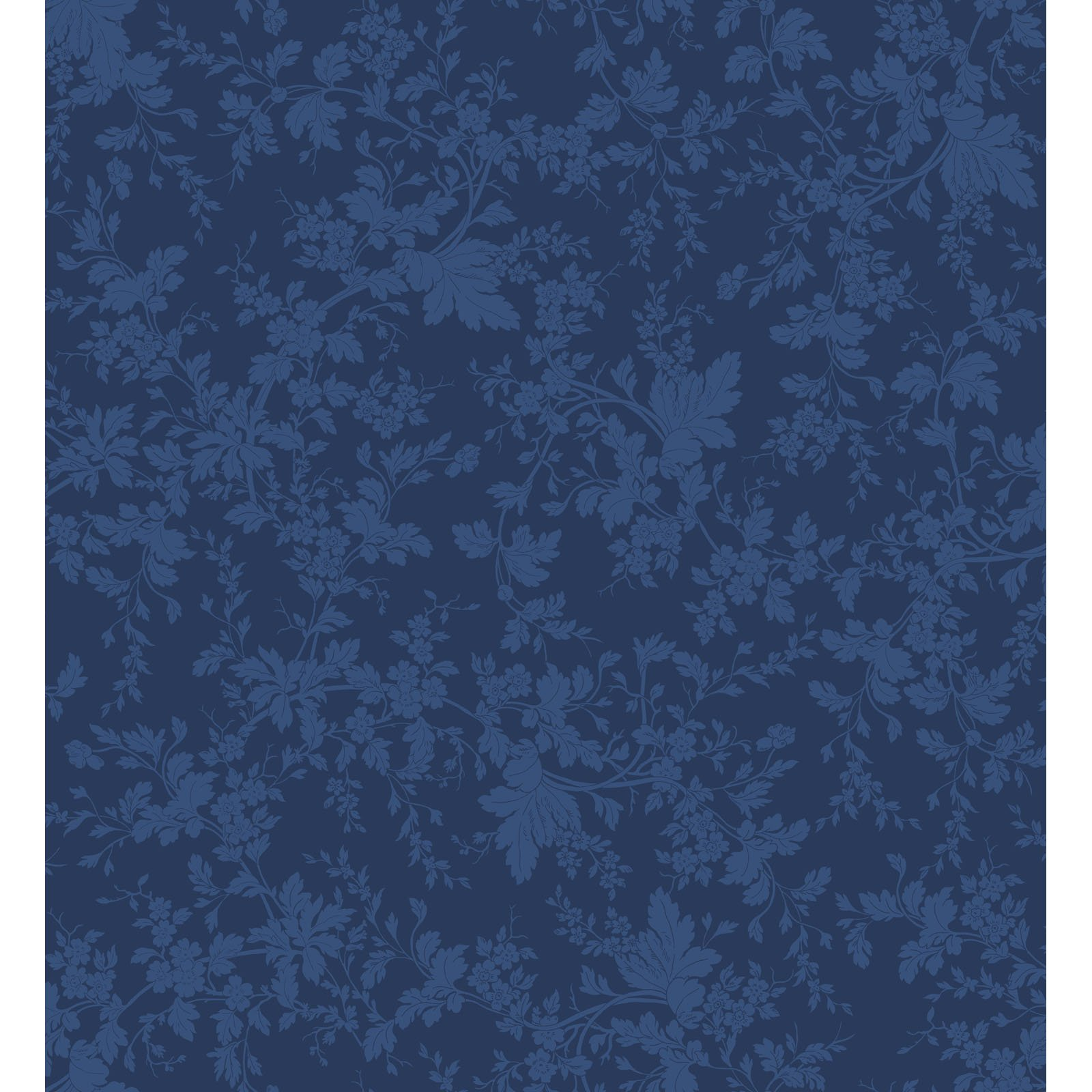 EESC-9875 N - BELLE EPOQUE BY MAYWOOD STUDIO FLORAL DAMASK NAVY - ARRIVING JANUARY 2021