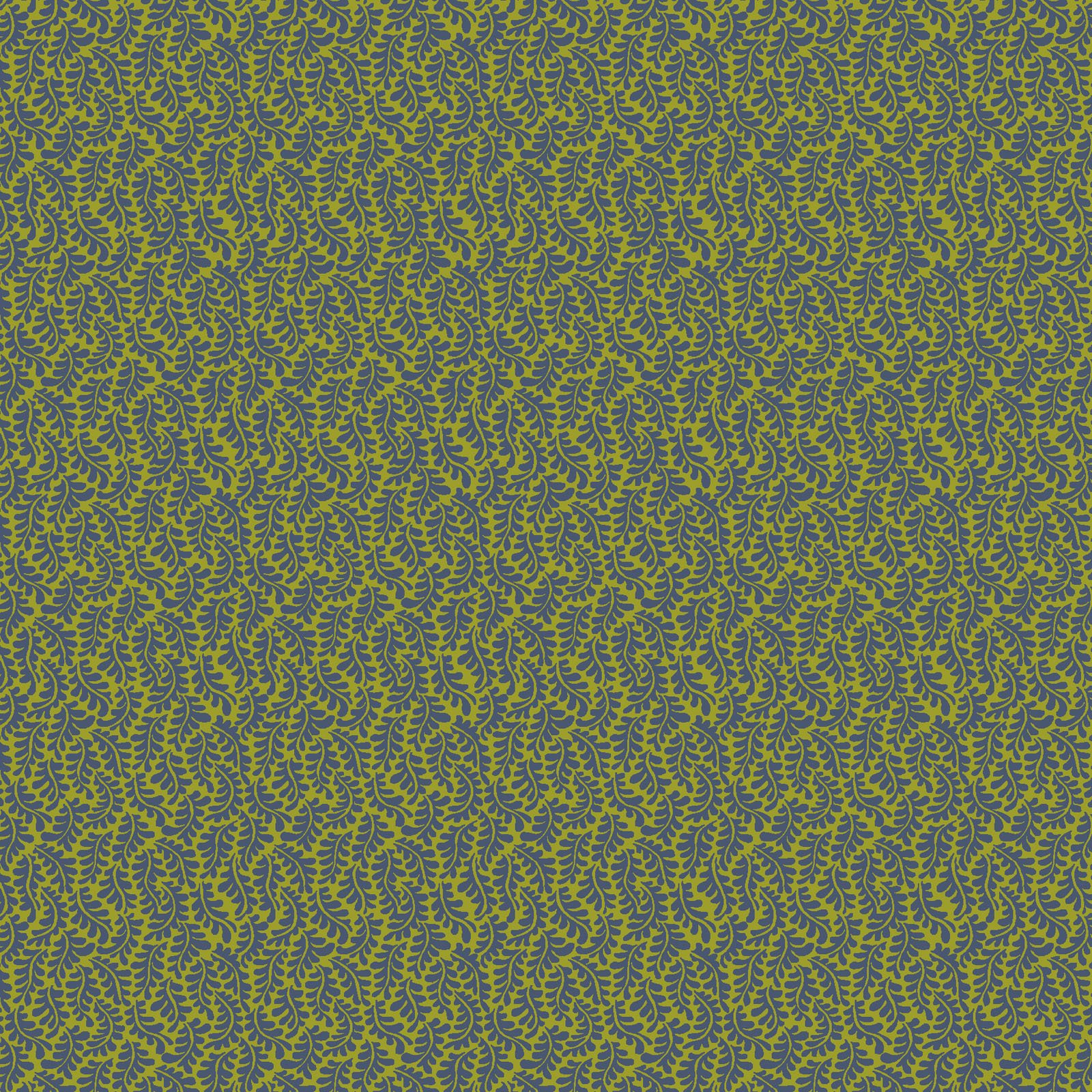 EESC-9878 GB - BELLE EPOQUE BY MAYWOOD STUDIO MICRO LEAVES GREEN BLUE - ARRIVING JANUARY 2021