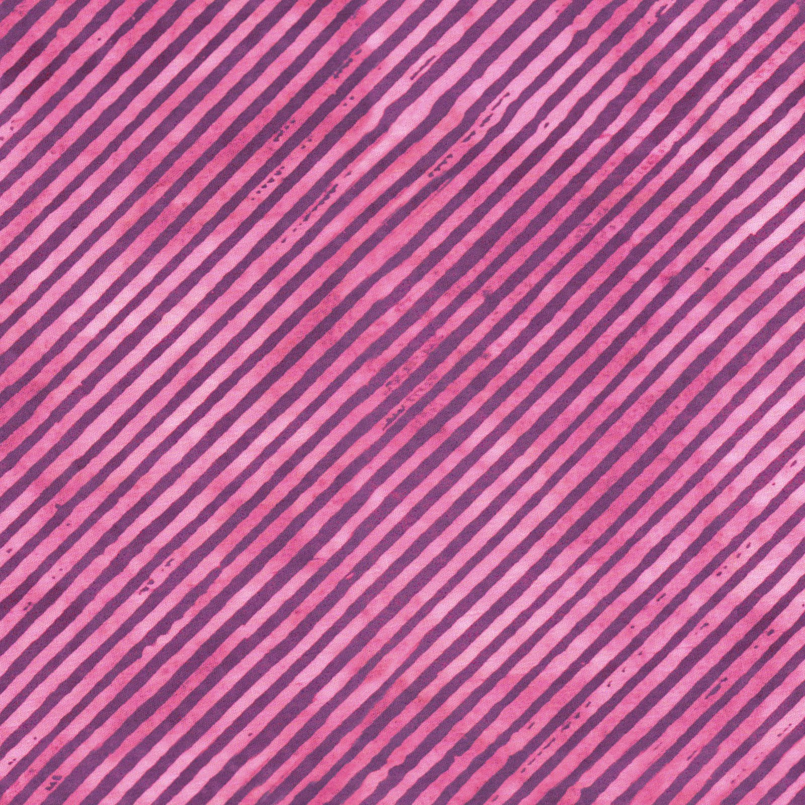 EESC-B50 VP - COLOR THERAPY BATIKS BY MAYWOOD STUDIO BIAS STRIPE PURPLE/PINK - ARRIVING DECEMBER 2020
