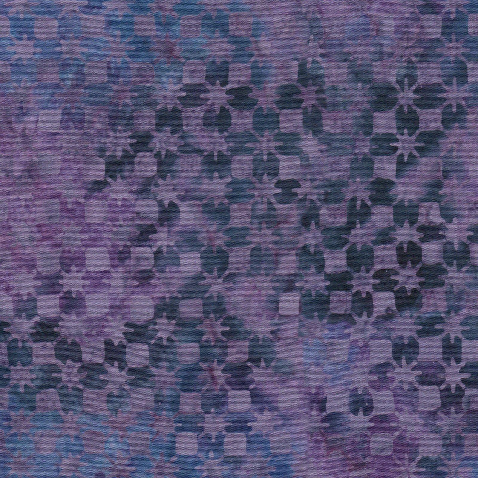 EESC-B55 BV - COLOR THERAPY BATIKS BY MAYWOOD STUDIO STARS BLUE/VIOLET - ARRIVING DECEMBER 2020