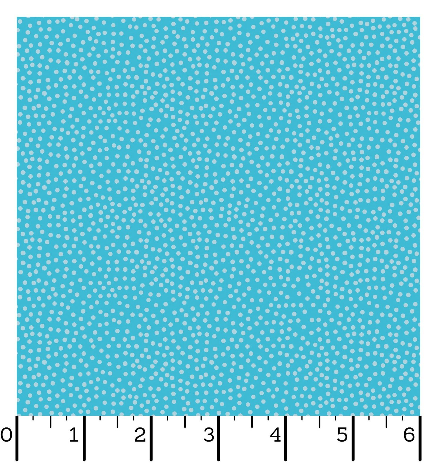EESC-D10007 Q - MEADOW EDGE BY MAYWOOD STUDIO BLENDER DOT AQUA - ARRIVING IN MAY 2021