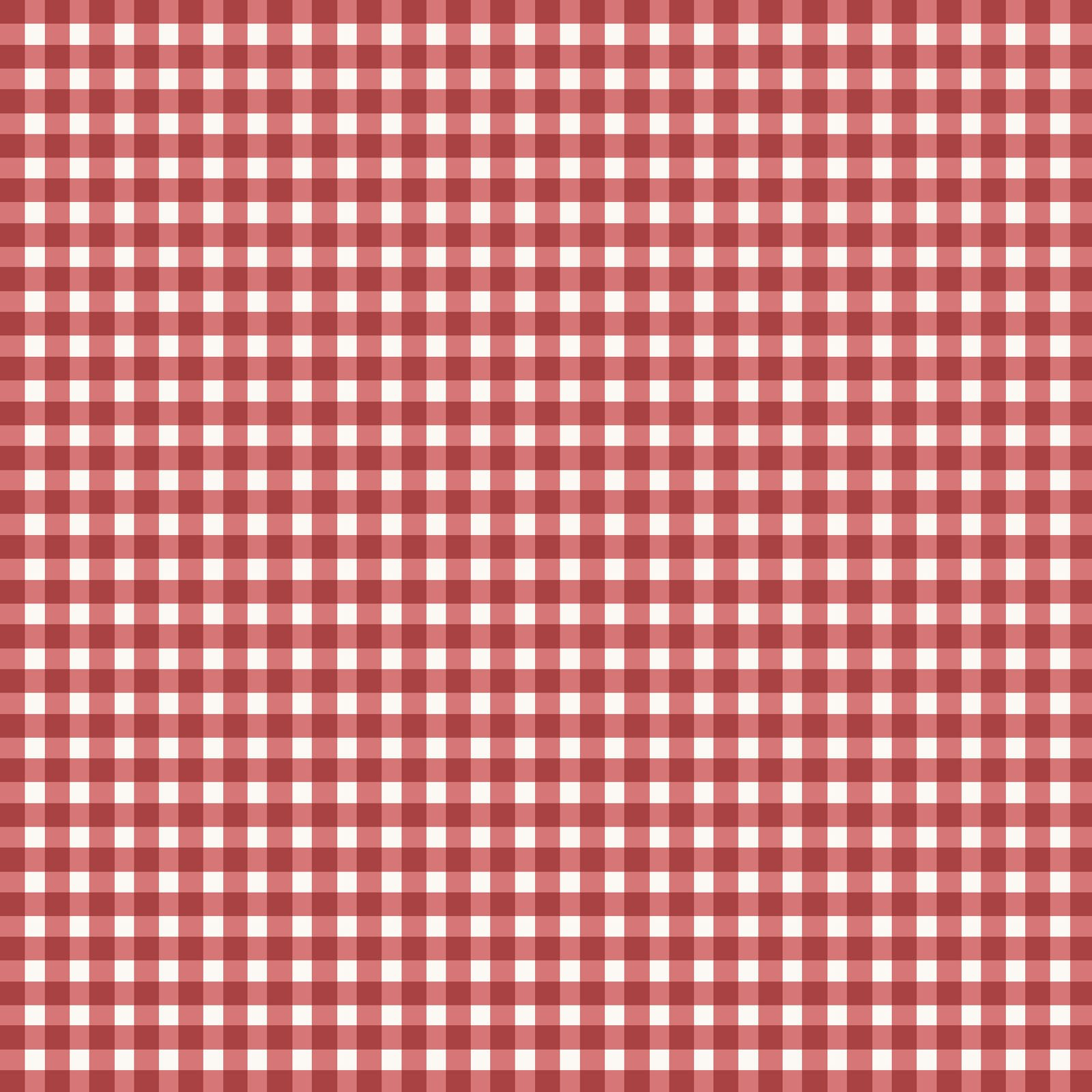 EESC-F610 R - CLASSIC CHECK FLANNEL RED