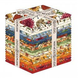 EESC-FQMASSWW - SWEATER WEATHER - FAT QUARTER BUNDLES (21PC) - ARRIVING IN JULY 2021