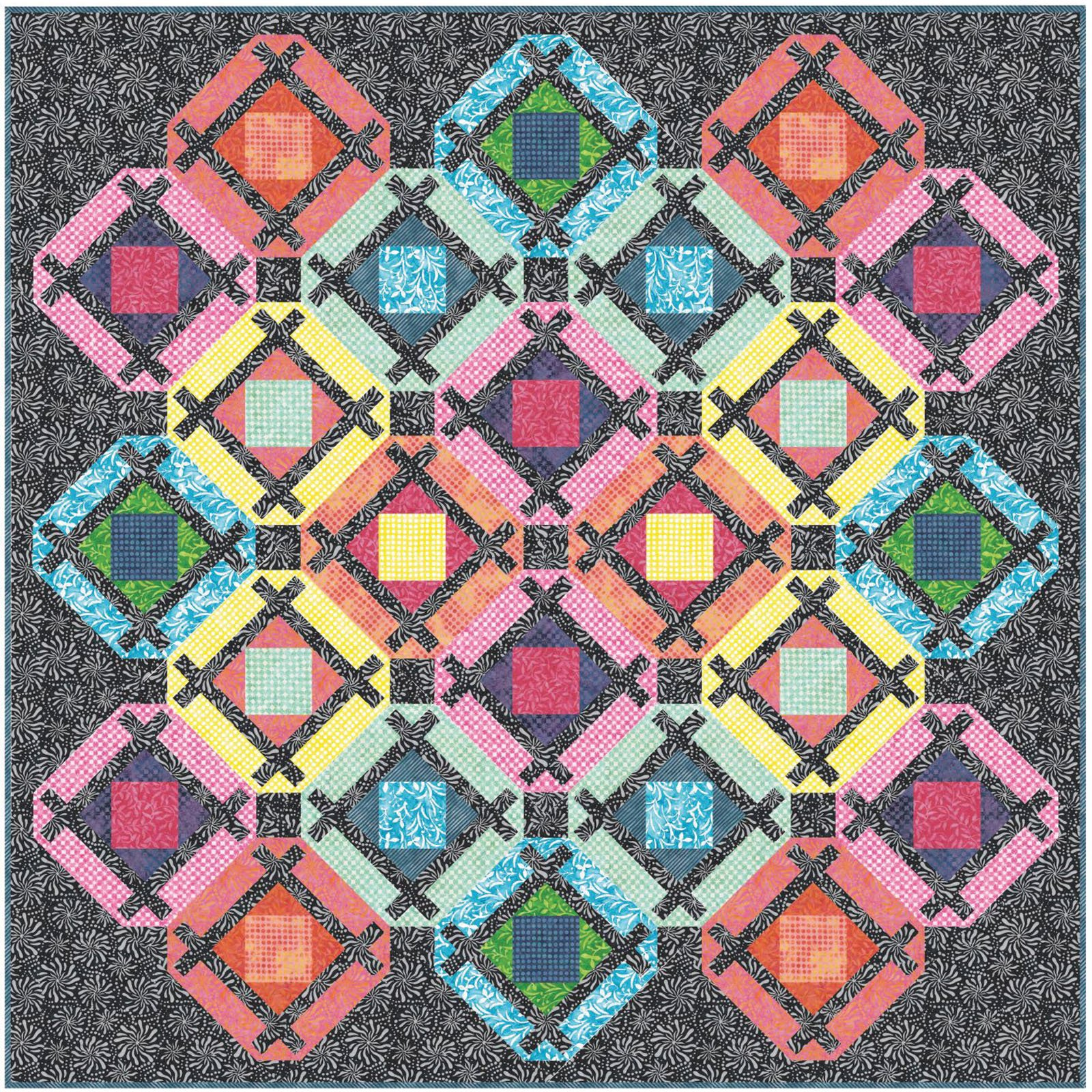 EESC-KITMASCTB - COLOR THERAPY BATIKS KIT 68 X 68 - ARRIVING DECEMBER 2020
