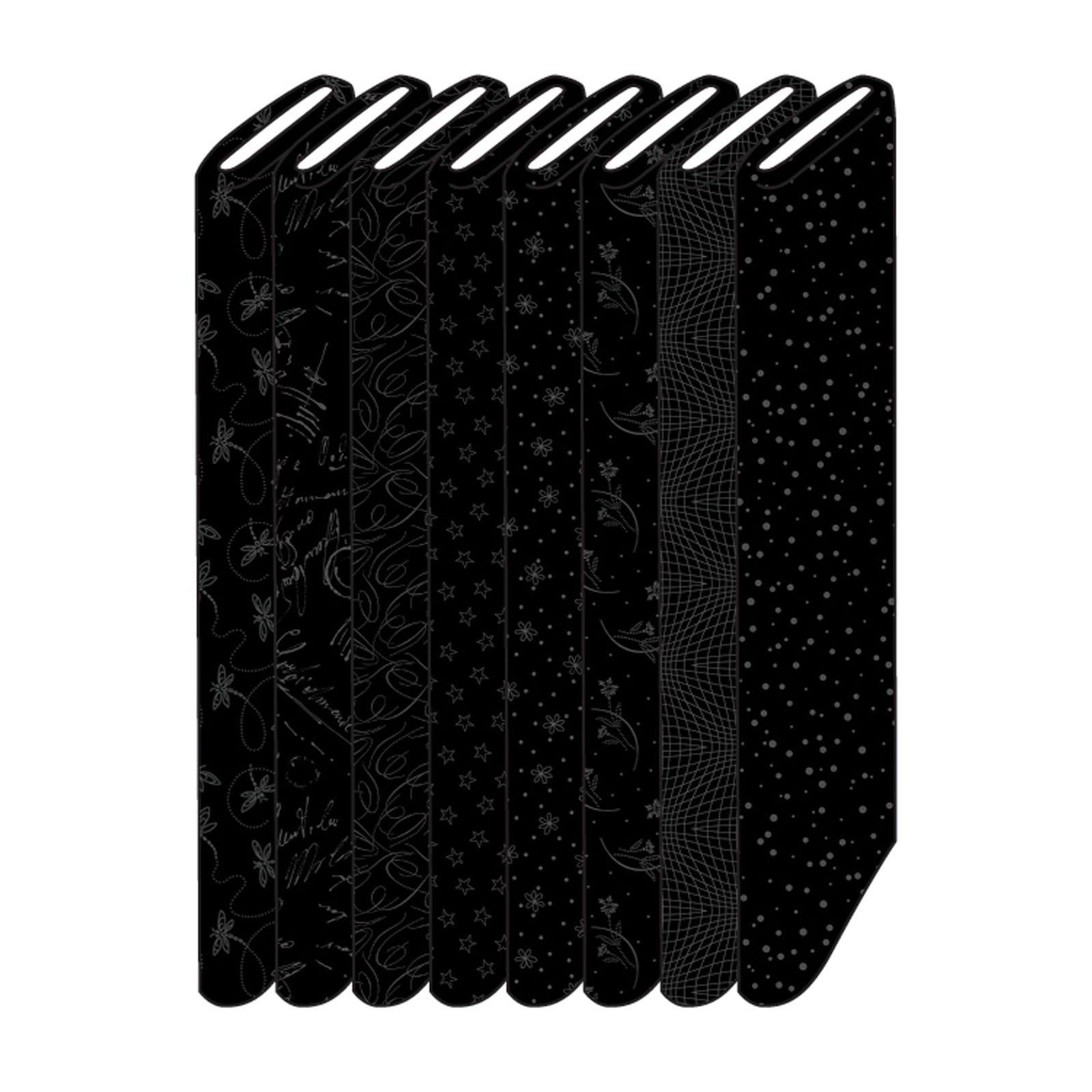 EESC-MASTHBCA - IN THE BLACK CASE ASSORTMENT 10YDS/BOLT X 8PCS