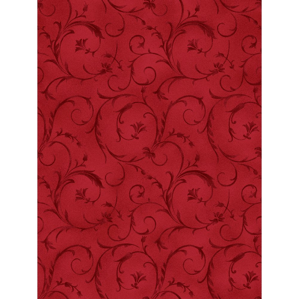 EESC-QB100 R2 - BEAUTIFUL BACKING 108 WIDE BACK BY MAYWOOD STUDIO CHERRY RE