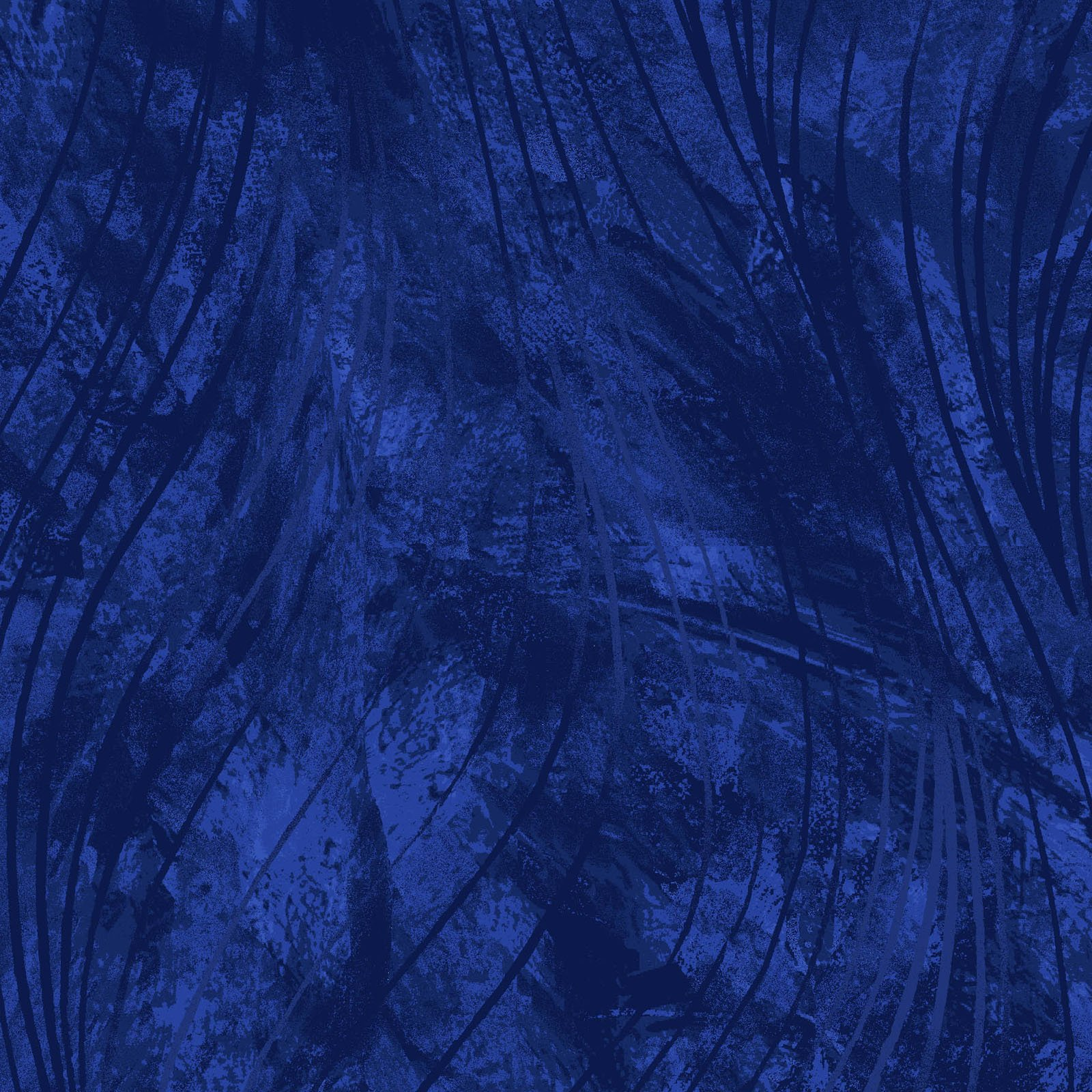 EESC-QB102 N - BEAUTIFUL BACKING 108 BY MAYWOOD GO WITH THE FLOW DK BLUE