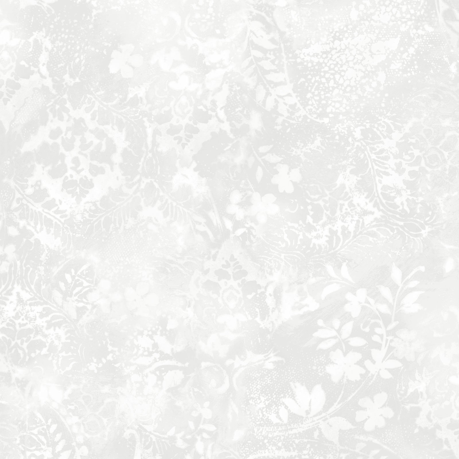 EESC-QBD105 K - BEAUTIFUL BACKING 108 VINTAGE DAMASK BY MAYWOOD LIGHT GREY - ARRIVING IN MAY 2021